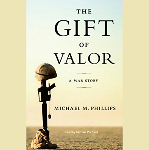The Gift of Valor audiobook cover art