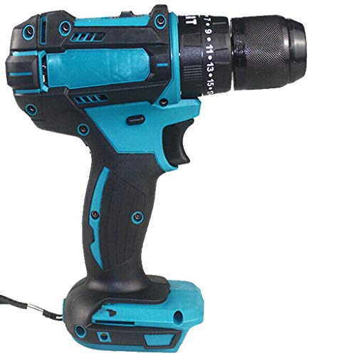 18V Cordless Drill, Drill Driver Impact Wrench 45Nm for Makita Battery 3 in 1 (Body Only)