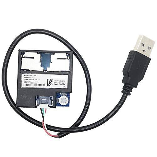 TOOGOO RT5572 300Mbps 802.11AC 2.4G + 5G Tarjeta InaláMbrica de Doble Banda 300M Adaptador USB -N Adaptador WiFi Tarjetas de Red USB