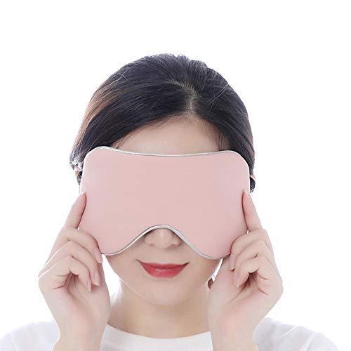 Las gafas de sueño cálidas y frescas de doble detección se pueden usar en ambos lados para sombrear el sueño, dormir, transpirables, hombres y mujeres Gafas de doble detección heladas