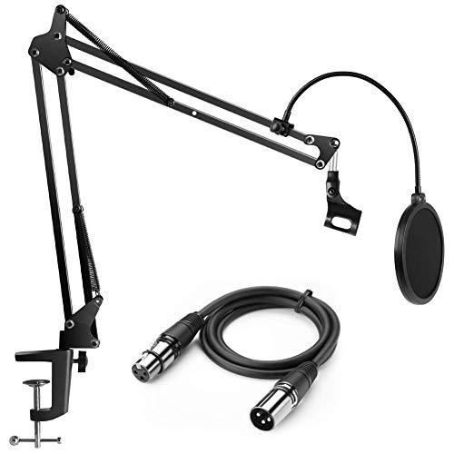 condenser mic xlr cable - 6