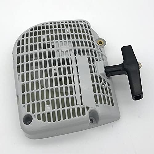 Buena resistencia a la abrasión Reboil Rewind Tull Starter Assembly Fit para S-T-IHL MS640 MS650 MS660 MS 064 065 066 640 650 660 Piezas de pare de motosierra Ajuste perfecto