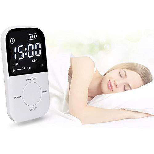 SUN RNPP Dispositivo de Tratamiento de insomnio, Tratamiento de Ayuda para Dormir portátil, Ayuda a Dormir Mejor, analgésico de ansiedad, depresión, Uso doméstico 🔥