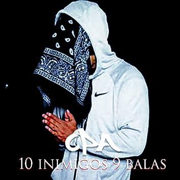 10 Inimigos 9 Balas