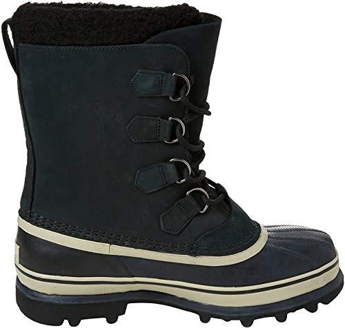 Sorel Herren Boots, Caribou, schwarz (tusk), Größe: 43