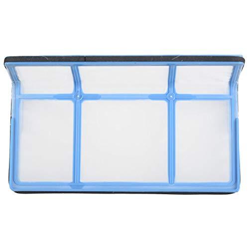 TOOGOO 5 Filter + 10 Seiten Bürsten für Medion Md 16192 Md 18500 Md 18501 Md 18600 Ersatz Teile