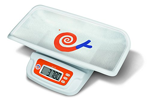 Mebby 91502 Baby & Child Balance pesa-neonato avec plateau amovible