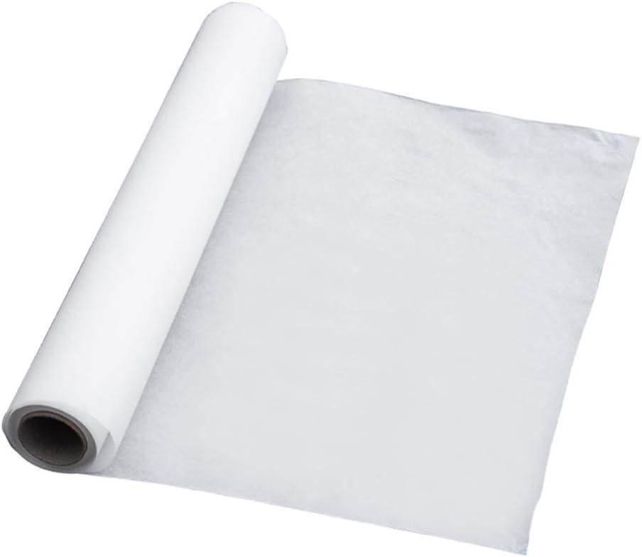 DOITOOL 2 Rolls Limited time sale Non-Stick Parchment Cheap bargain Sheets Pa Paper Patty Baking