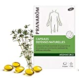 Pranarôm - Aromaforce - Orgánico, natural, cápsulas para las defensas, 30 cápsulas.