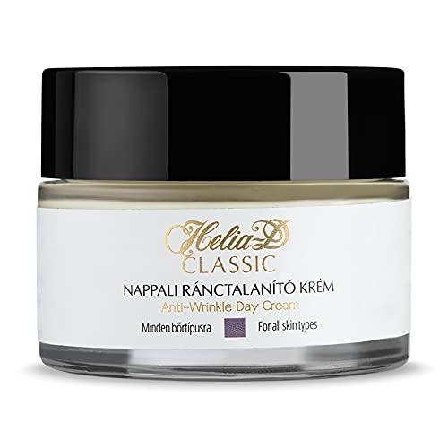 Helia-D Crema de día antiarrugas clásica con coenzima Q10 y vitamina C