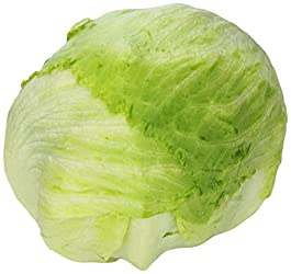 Iceberg Lettuce Organic, 1 Each