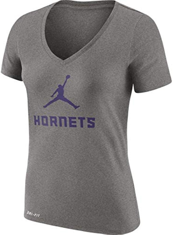 Jordan Nike Charlotte Hornets DriFit Brand Women's Legend Shirt (XLarge)