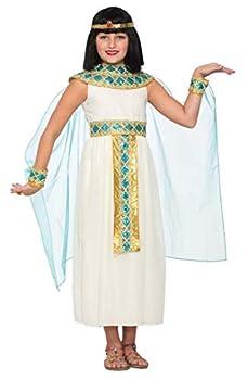 Forum Novelties Girl s Queen Cleopatra Costume Large