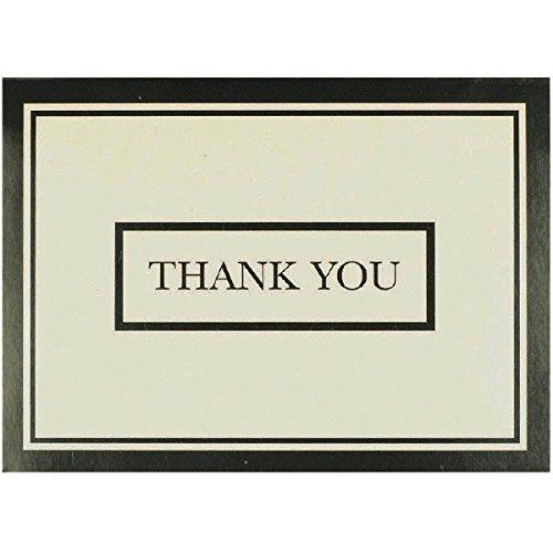 Notes de remerciement 8/Pk-4 \