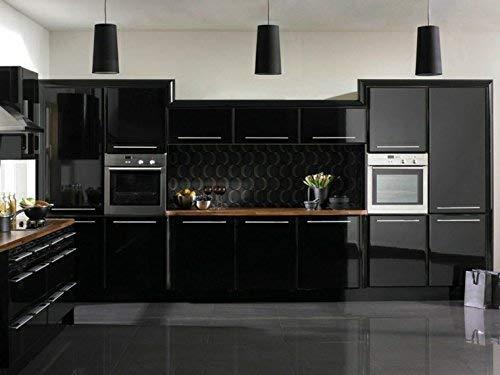 profesional ranking Pegatinas para muebles de cocina Vinilos, pegatinas adhesivas de PVC protegen o decoran tu armario y electrodomésticos … elección