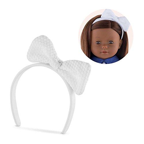 Corolle 9000210660 Ma haarband met strik