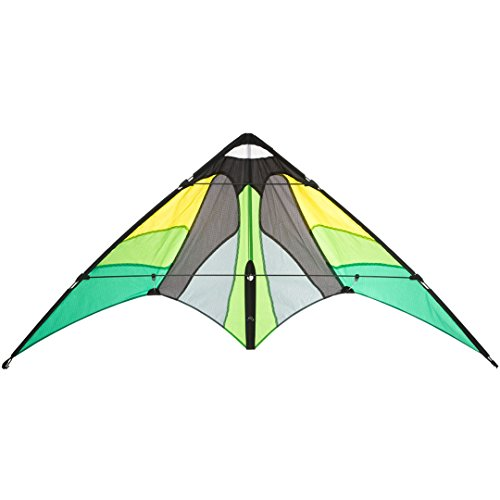 HQ Emerald Ready to Fly Cirrus Kite - Green
