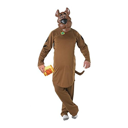 Rubies Officielle Scooby Doo, Costume Adulte – Taille Standard