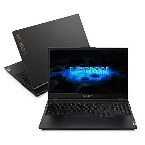 Notebook Gamer Legion 5i i7-10750H 16GB 512GB SSD RTX2060 6GB W10 15.6' Full HD WVA 82CF0002BR