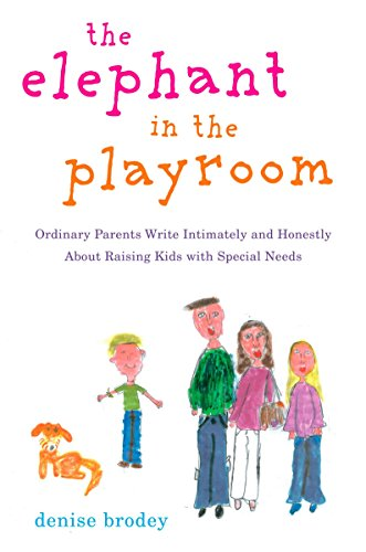 The Elephant In The Playroom Ordinary Parents Write Intimately And Honestly About Raising Kids With Special N Eeds