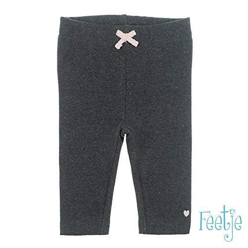 Feetje Legging noeud pantalon bébé, anthracite