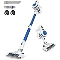 Orfeld V20 4-in-1 Cordless Stick Vacuum Cleaner with 4 Stages HEPA Filtration System (2020 Upgrade)