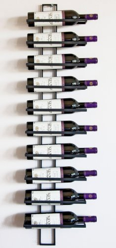 """Weinregal """"Dies"""" aus Metall für 10 Flaschen - 8"""