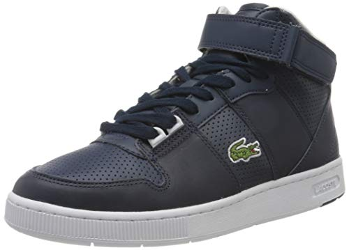 Lacoste Mens 739SMA0055092_42 Sneaker, Navy Blue, EU