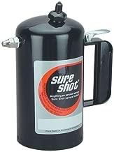 Sure Shot 32 oz. Powder Coated Steel Sprayer, Black (SUR-1000B)