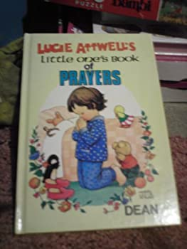 Hardcover Little One's Book of Prayers Book