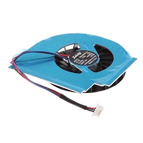 B Blesiya Ventilador de La CPU del Ordenador Portátil para Lenovo Ideapad FLEX14-2 Flex 2 Flex 14 FLEX2-14 - para Lenovo IBM T400 R400 Series
