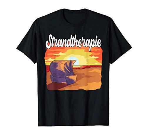 Mein Strandhaus für Ostsee und Nordsee Liebhaber T-Shirt