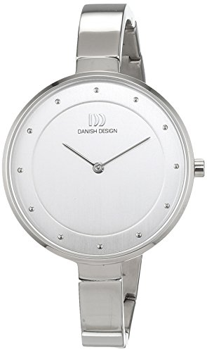 Danish Design Damen Analog Quarz Uhr mit Titan Armband 3326610