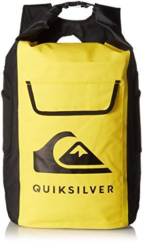 Quiksilver Men's Sea Stash II Backpack, Safety Yellow, 1SZ
