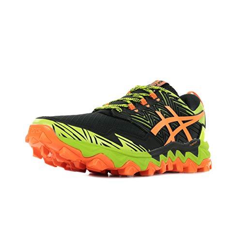 Asics Gel-Fujitrabuco 8, Running Shoe Hombre, Verde Lima, 43.5 EU
