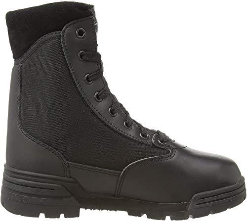 Magnum Classic, Work Boots Unisex Adulto, Negro - Black (Black 021), 48...