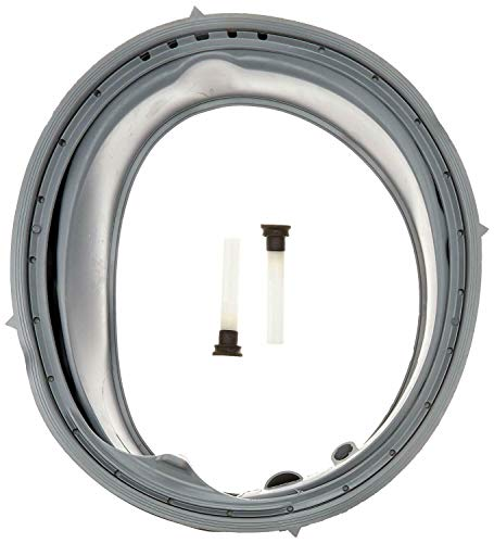 SealPro 134515300, 5304505240, WH45X10075 Washer door Bellow Seal Compatible for Frigidaire Made by OEM Manufacturer 134365200, 137566001, 137566000, 5304450475, AP3869103, PS1148773-1 YEAR WARRANTY