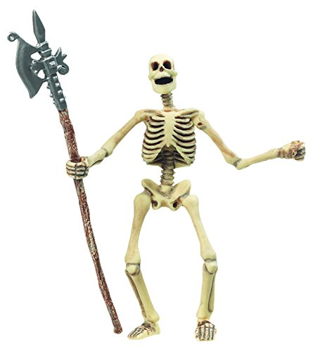 Papo 38908 Phosphoreszierendes Skelett, Spiel, Unisex-Kinder