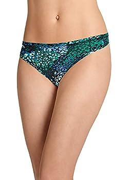 Jockey Women s Underwear TrueFit Promise Thong Party Animal XL-2X