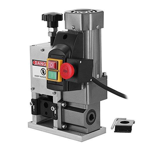 Chaneau Machine à Dénuder Pour Diamètre De Φ1.5mm ~ Φ25mm Le Cuivre Recyclage Cuivre Cable Manuel (10 caneaux)