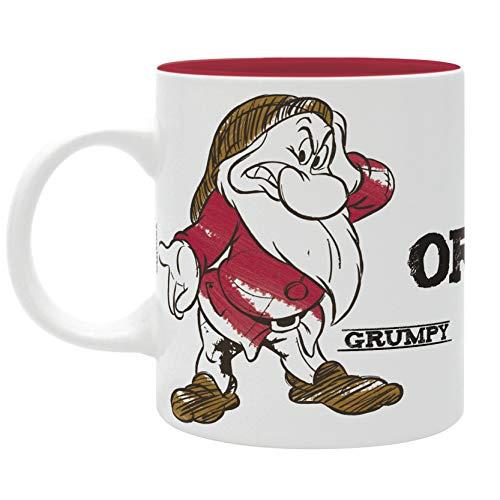 Grumpy Disney Snow White Mug