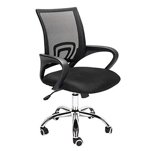 OUTAD Bürostuhl Schreibtischstuhl ergonomischer Drehstuhl Mesh höhenverstellbar Chefsessel Belastbar bis 275LB, mit Netz Wippfunktion