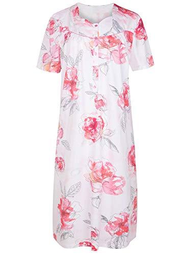 Cybele Nachthemd 7-800457 Gr. 40 in rosetöne