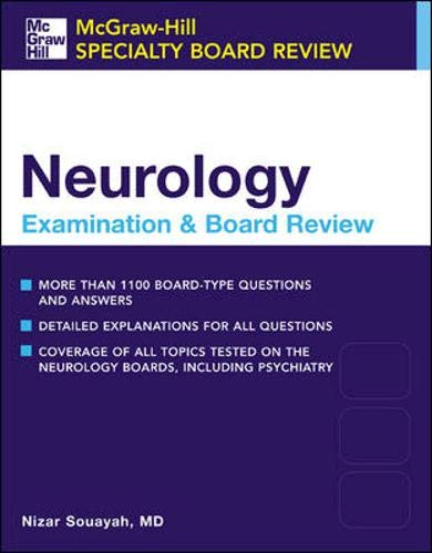 McGraw-Hill Specialty Board Review: Neurology Examination and Board Review