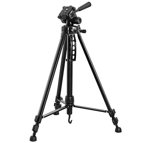 Vivanco WT 3530 Foto und Kamera Stativ inkl. Tragetasche schwarz