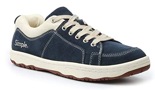 OS Sneaker - Suede - Navy