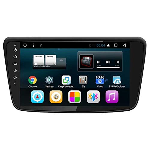 TOPNAVI Android 7.1 Tête Unite 8 Pouces Indash Auto GPS Player pour Suzuki Baleno 2015 2016