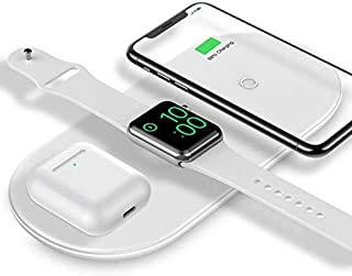 Baseus Smart 3in1 Wireless Charger For Phone+Watch+PodsBlack(*)