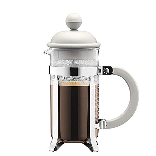 Amazing Deal French Press Coffee Maker Tea Pot Coffee Appliance Glass Hand Punch Coffee Maker Househ...