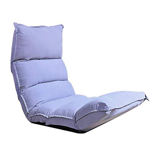 YLCJ Enkele fauteuil Slaapkamer Balkon Slaapbank Achterbank Stoel + (Kleur: 1#)